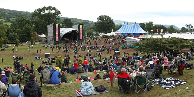 The Green Man Festival 2007