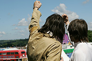 Glastonbury Festival 2004