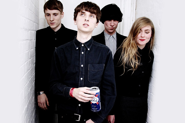 These New Puritans - Gruppenbild