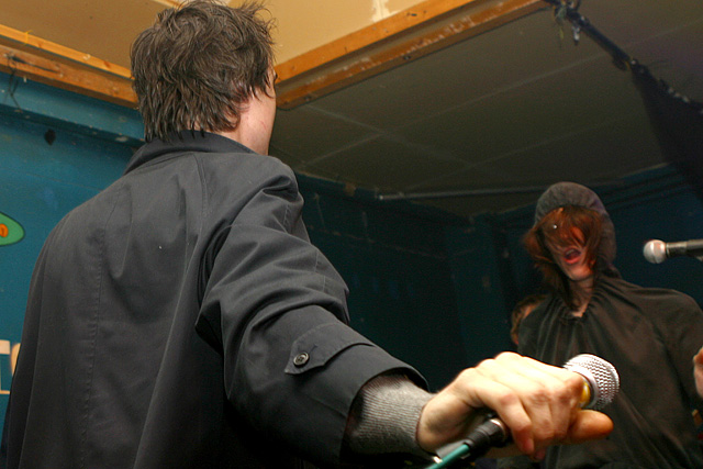 Wolfman, Pete & The Libertines