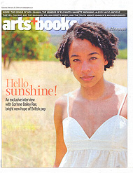 The Daily Telegraph (Arts + Books)